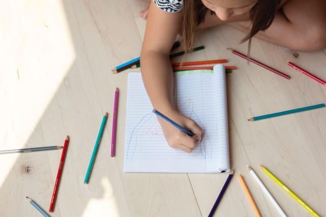 Colores en inglés para niños