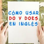 do y does en inglés
