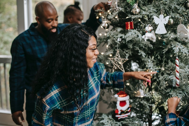 Felicitaciones navideñas en inglés