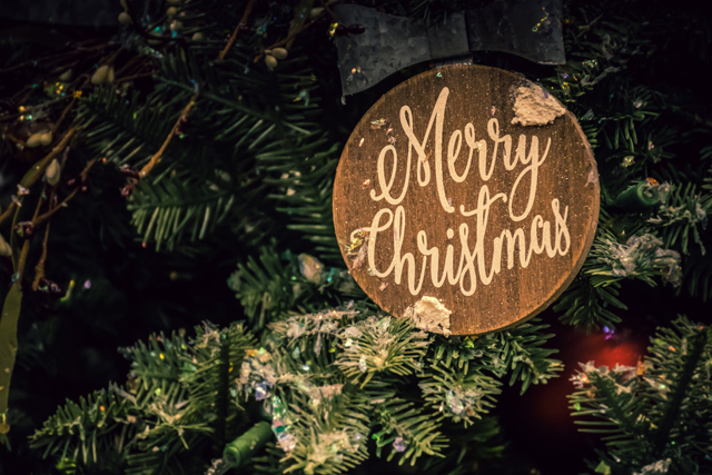 felicitaciones de navidad en ingles