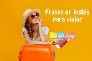 Frases en inglés para viajar