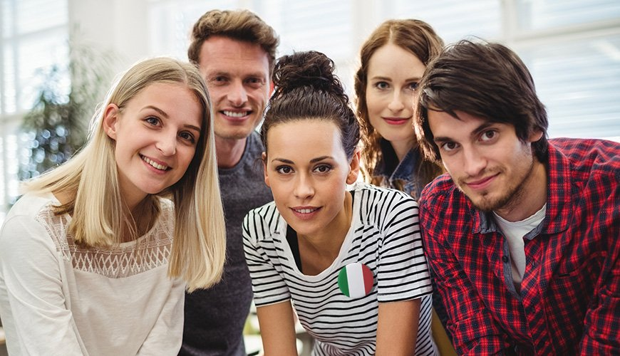 profesores de italiano