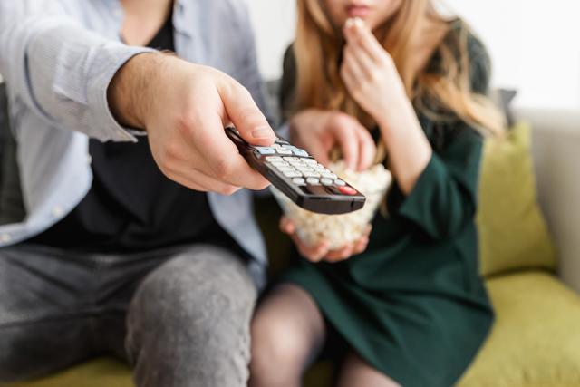 series Netflix en inglés
