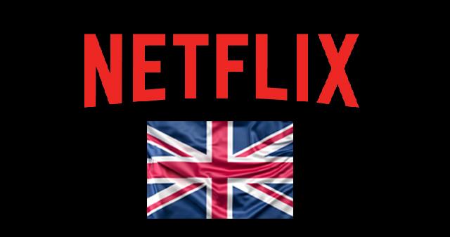 series Netflix para aprender inglés